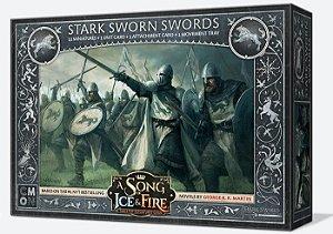 A Song of Ice & Fire - Espadas Juramentadas Stark (Caixa de Unidade) (PRÉ-VENDA. PREVISÃO 12/2021)