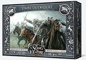 A Song of Ice & Fire - Batedores Stark (Caixa de Unidade) (PRÉ-VENDA. PREVISÃO 12/2021)