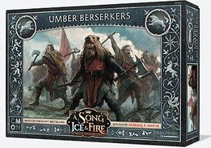 A Song of Ice & Fire - Berserkers Umber (Caixa de Unidade) (PRÉ-VENDA. PREVISÃO 12/2019)