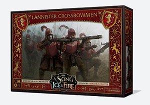 A Song of Ice & Fire - Besteiros Lannister (Caixa de Unidade) (PRÉ-VENDA. PREVISÃO 12/2019)