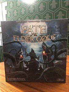 Fate of the Elder Gods + Expansão Beasts from Beyond (MERCADO DE USADOS)