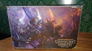 Dungeons & Dragons: Conquest of Nerath Board Game (MERCADO DE USADOS)