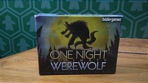 One Night Ultimate Werewolf ( MERCADO DE USADOS )