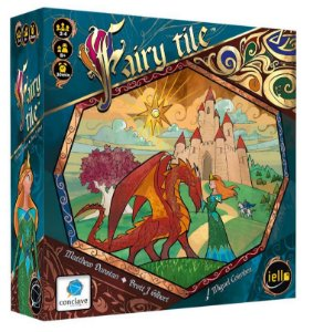 Fairy Tile + Cartas Promo