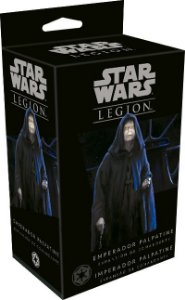 Star Wars: Legion - Imperador Palpatine