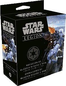 Star Wars: Legion - Operadores de Blaster Pesado E-Web