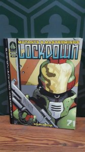 MUTANTS & MASTERMINDS: LOCKDOWN (MERCADO DE USADOS)
