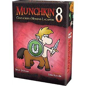 Munchkin 8 - Centauros e Homens-Lagartos (VENDA ANTECIPADA)