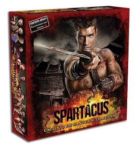 Spartacus – Um Jogo de Sangue e Traições