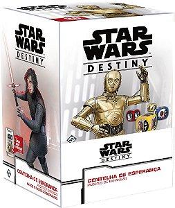 Box Star Wars Destiny: Centelha de Esperança (c/ 36 Boosters) (VENDA ANTECIPADA)