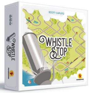 Whistle Stop (VENDA ANTECIPADA)