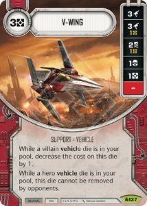 V-WING (CONVERGENCE)