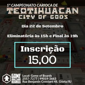1º Campeonato Carioca de Teotihuacan
