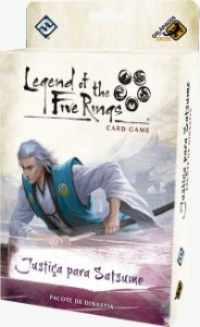 Legend of the Five Rings - Justiça para Satsume