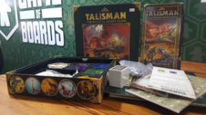 TALISMAN + UPGRADE PACK (MERCADO DE USADOS)