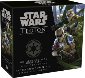 Star Wars: Legion - Shoretroopers Imperiais