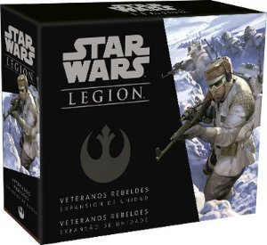 Star Wars: Legion - Veteranos Rebeldes