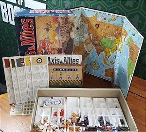 Axis & Allies: 1942 World At War (MERCADO DE USADOS)