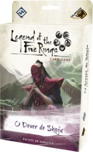 Legend of the Five Rings -  O Dever de Shoju