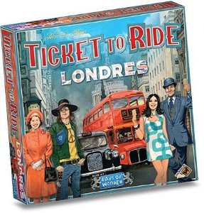 Ticket To Ride: Londres (VENDA ANTECIPADA)