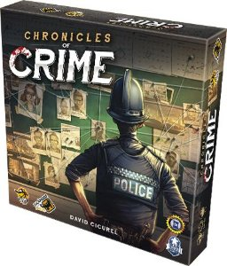 Chronicles of Crime (VENDA ANTECIPADA)