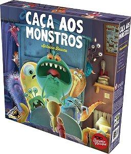 Caça aos Monstros (VENDA ANTECIPADA)