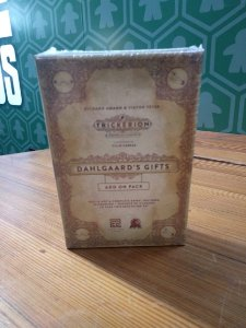 Trickerion: Dahlgaard's Gifts (MERCADO DE USADOS)