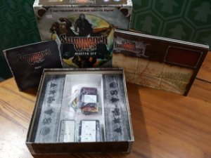 SummonerWars - Master Set (MERCADO DE USADOS)