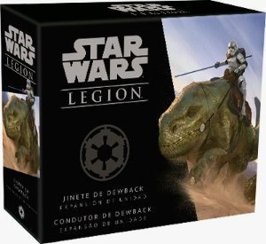 Star Wars Legion: Condutor de Dewback