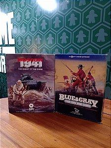 Moscow 1941 + Blue & Gray (MERCADO DE USADOS)