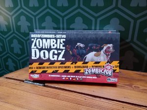 Zombicide Box of Zombies - Set #5 Zombie Dogz (MERCADO DE USADOS)