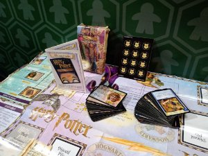 Harry Potter Trading Card Game (MERCADO DE USADOS)