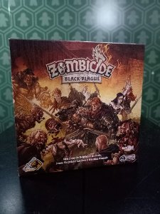 Zombicide Black Plague (MERCADO DE USADOS)