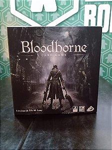 Bloodborne Card Game + Expansão (MERCADO DE USADOS)
