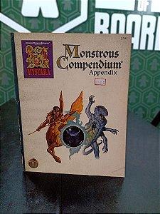 Monstrous Compendium Appendix (MERCADO DE USADOS)
