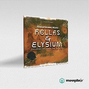 Terraforming Mars: Hellas e Elysium