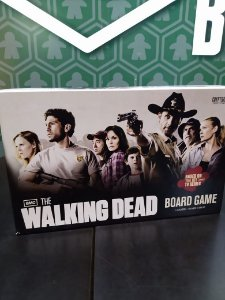 The Walking Dead Boardgame (MERCADO DE USADOS)