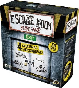 Escape Room:  Board Game