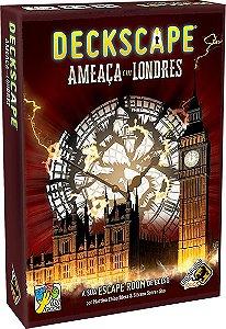 Deckscape: Ameaça em Londres (VENDA ANTECIPADA)