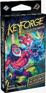 Keyforge Deck - Mutação em Massa PRÉ VENDA