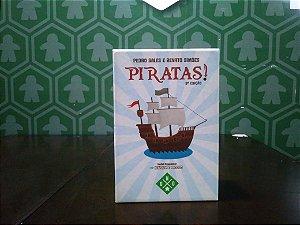 Piratas!: 2°edição (MERCADO DE USADOS)