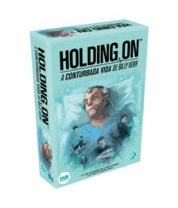 Holding On - A Conturbada Vida de Billy Kerr