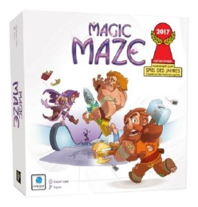 Magic Maze (MERCADO DE USADOS)
