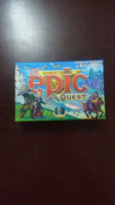 Tiny Epic Quest (MERCADO DE USADOS)