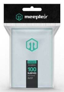Sleeves MeepleBR - PADRAO (63,5x88mm)