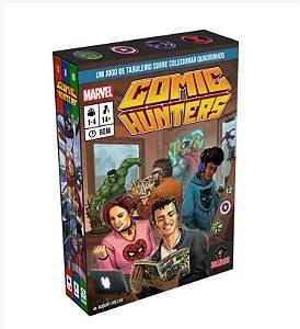 Marvel Comic Hunters (VENDA ANTECIPADA)