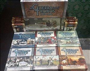 Coleção Guerra dos Tronos Card Game (MERCADO DE USADOS)