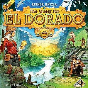 The Quest For El Dorado (Venda Antecipada)