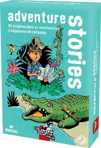 Adventure Stories (Venda Antecipada)