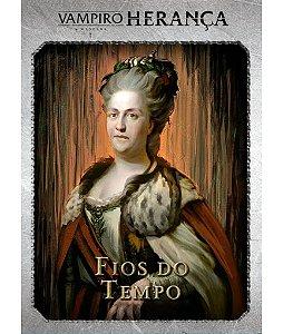 Vampiro-Herança-Exp 2- Fios Do Tempo (Venda Antecipada)